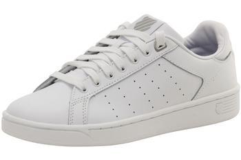 7435840ef82 K-Swiss Women's Clean Court CMF Memory Foam Sneakers Shoes