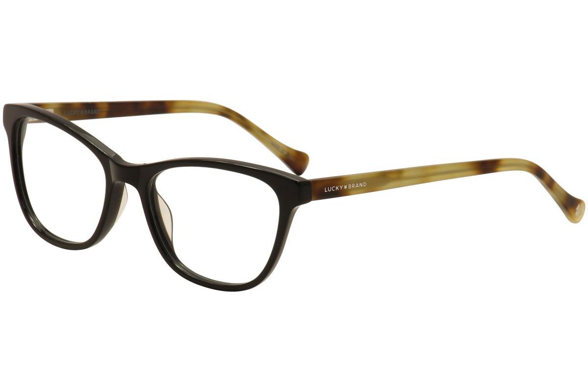 Lucky Brand Women\'s Eyeglasses D207 D/207 Full Rim Optical Frames