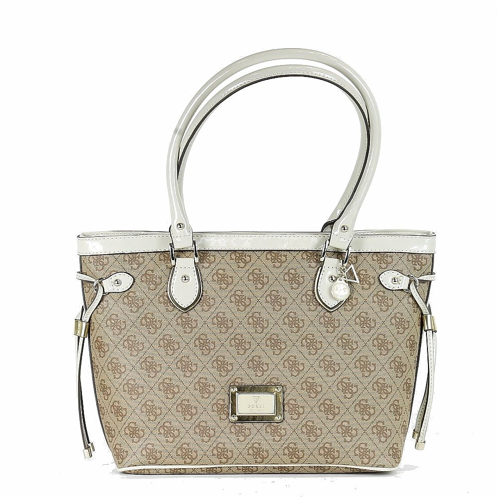 3e3c7851eb72 Guess Women s SG425822 Reama Small Classic Tote Handbag