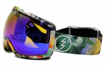 Electric EG2 EG0513 EG/0513 Ergonomic Snow Goggles  UPC: