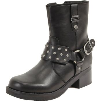 Harley Davidson Women's McAbee Studded Riding Boots Shoes