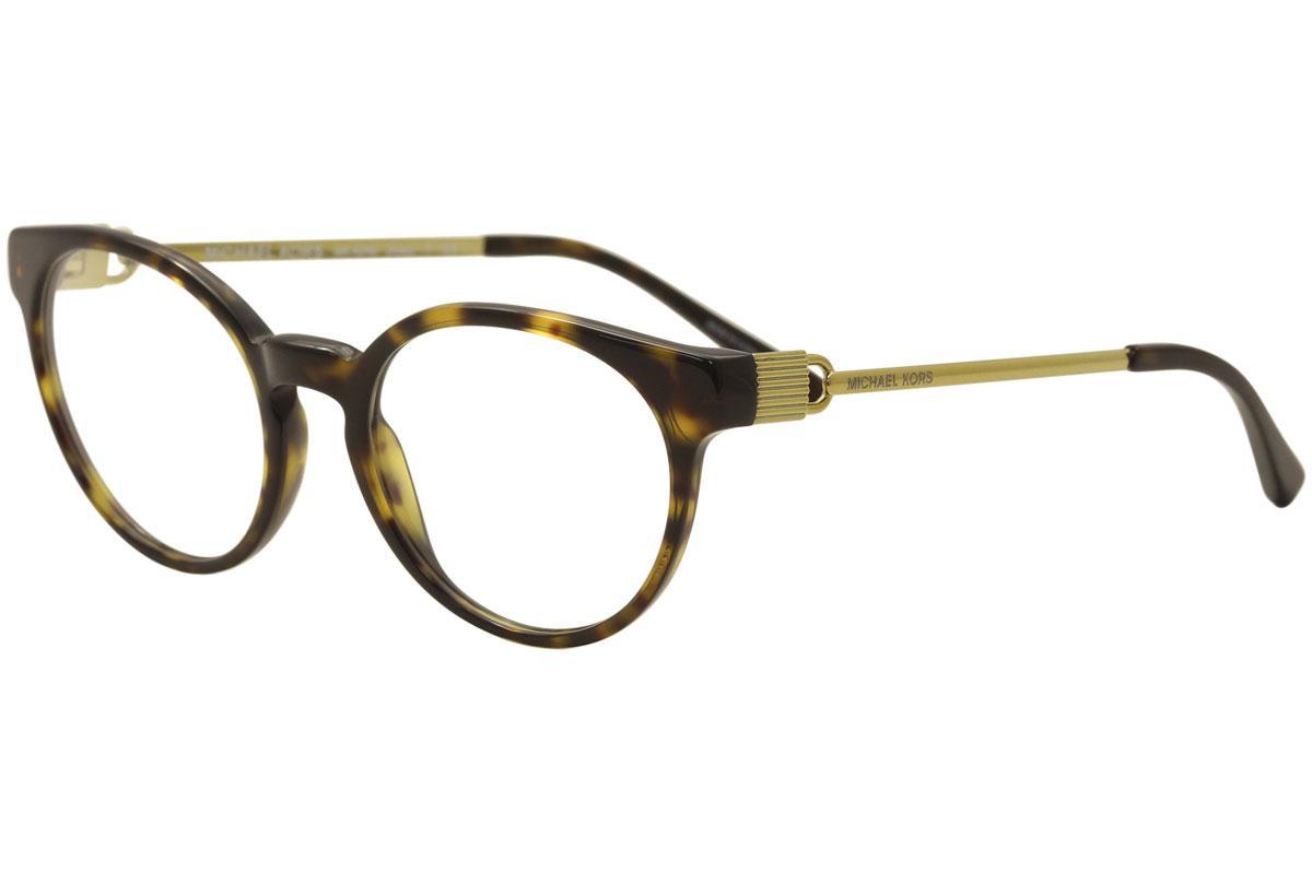Michael Kors Women\'s Eyeglasses Kea MK4048 MK/4048 Full Rim Optical ...