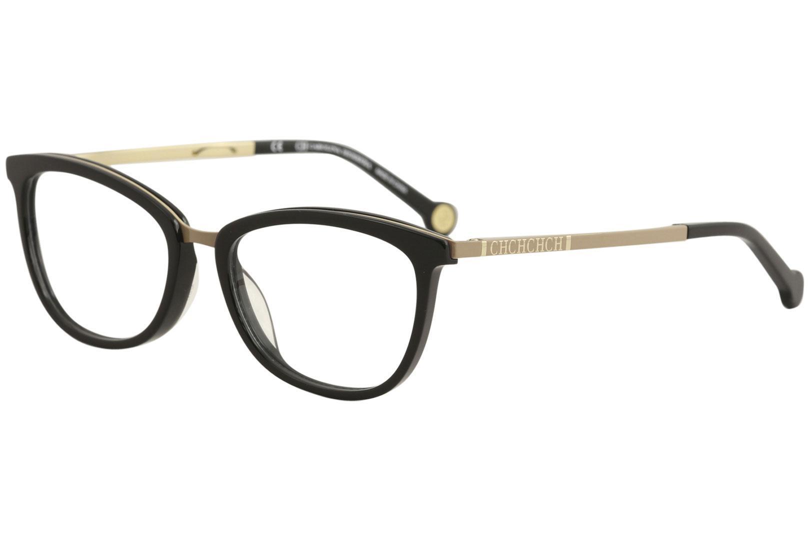 ff786006c6 CH Carolina Herrera Women s Eyeglasses VHE094K VHE 094K Full Rim ...