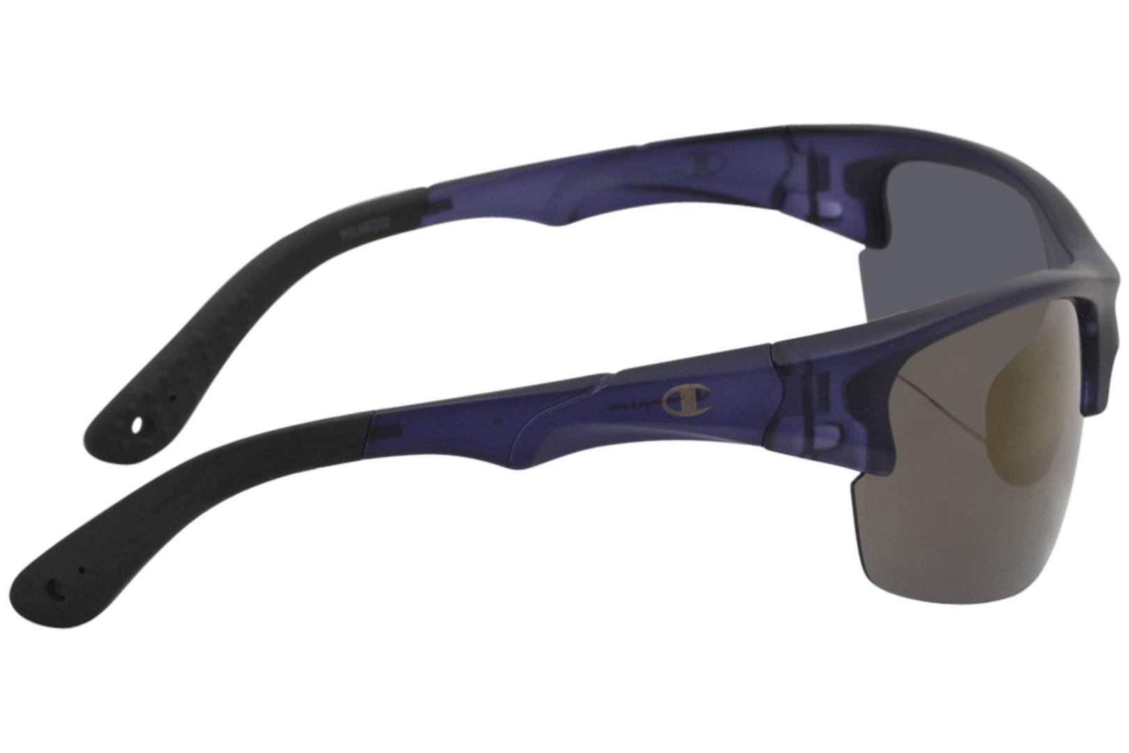 7a4184778f3 Champion Men s CU5095 CU 5095 Sport Wrap Sunglasses by Champion