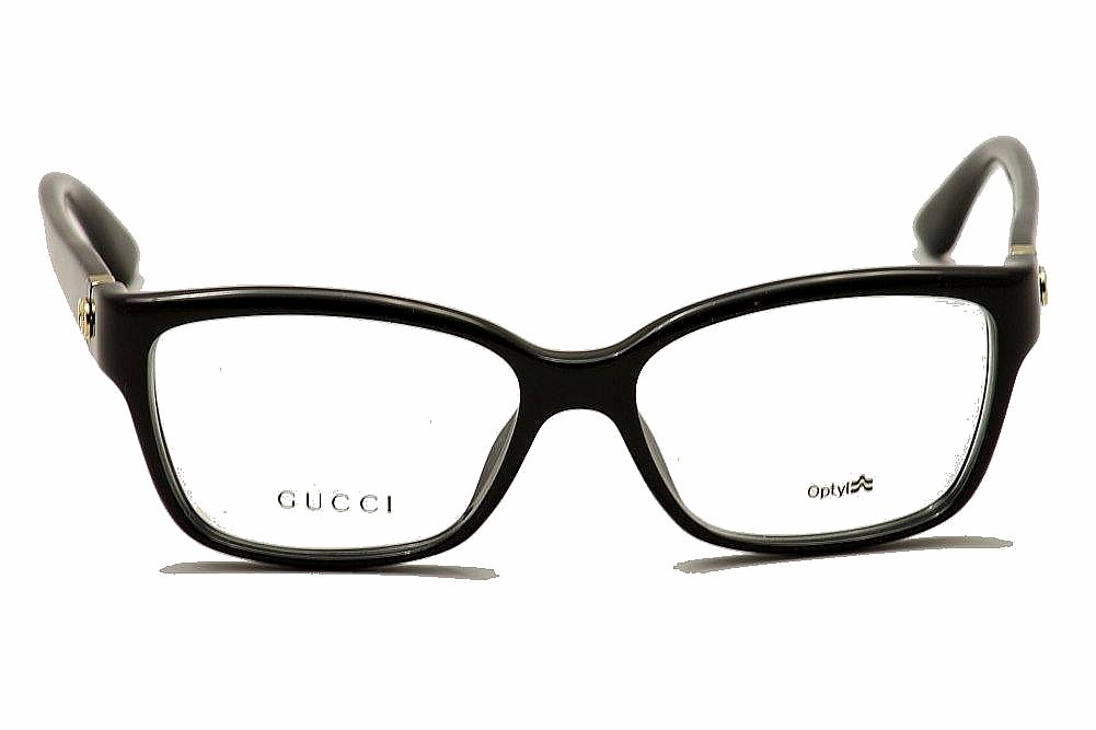 gucci womens eyeglasses gg3627 gg3627 full rim optical frame by gucci