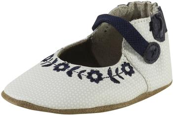 Robeez Mini Shoez Infant Girl's Daisy Lane Embroidered Mary Janes Shoes