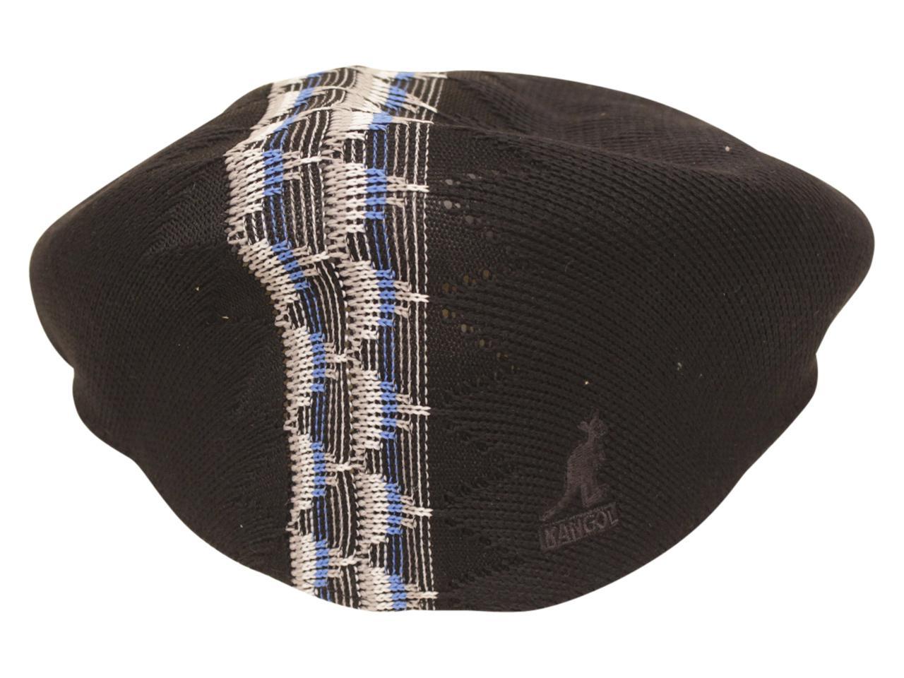 79357deebecad Kangol Men s Argyle Stripe 504 Flat Cap Hat