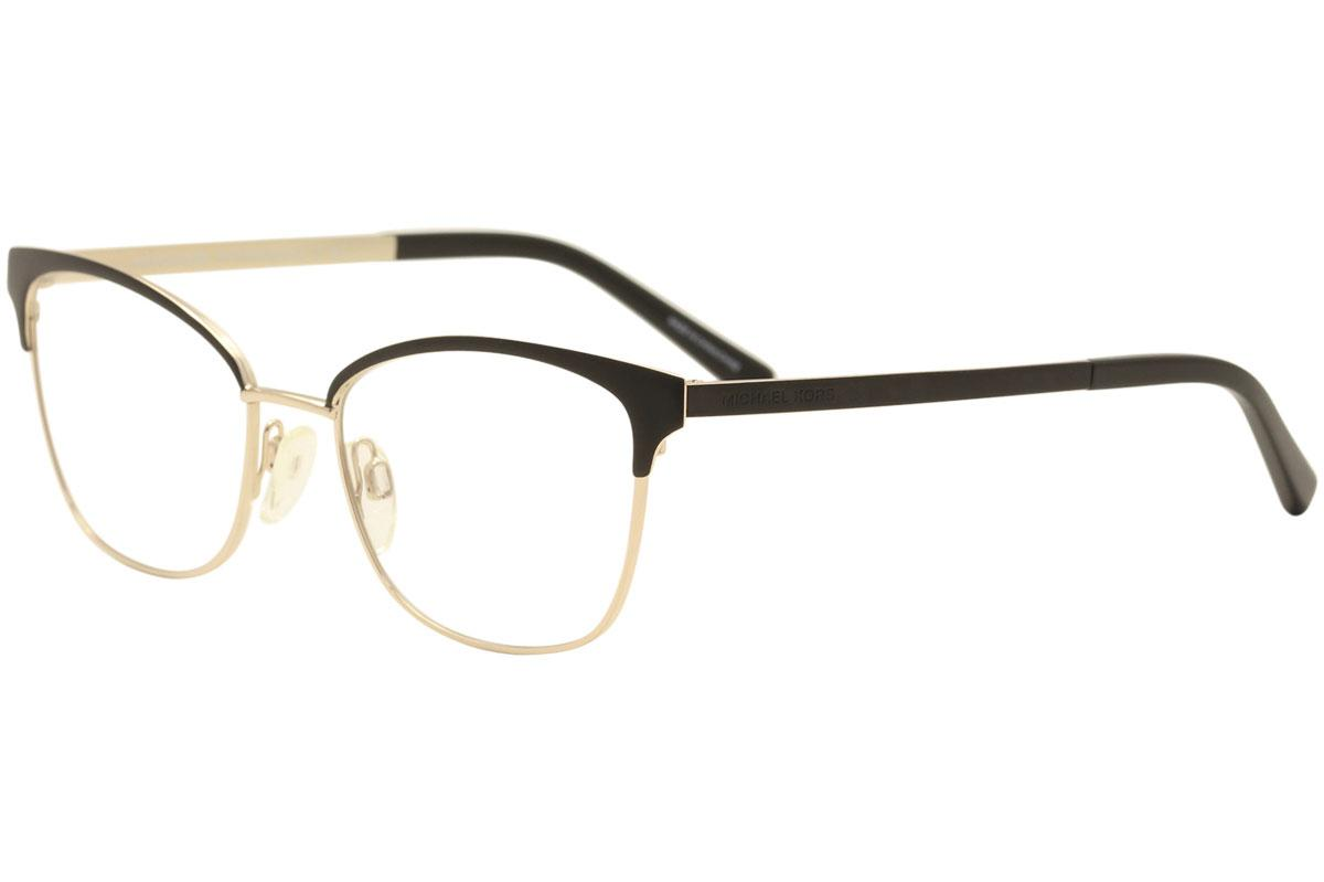 d7b1a11a8f4 Michael Kors Women s Eyeglasses Adriana IV MK3012 MK 3012 Full Rim Optical  Frame