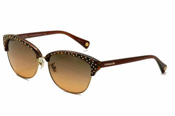 Coach Women s L054 Michayla HC7024 HC 7024 Retro Sunglasses Lens 57-Bridge 15-Temple 135mm