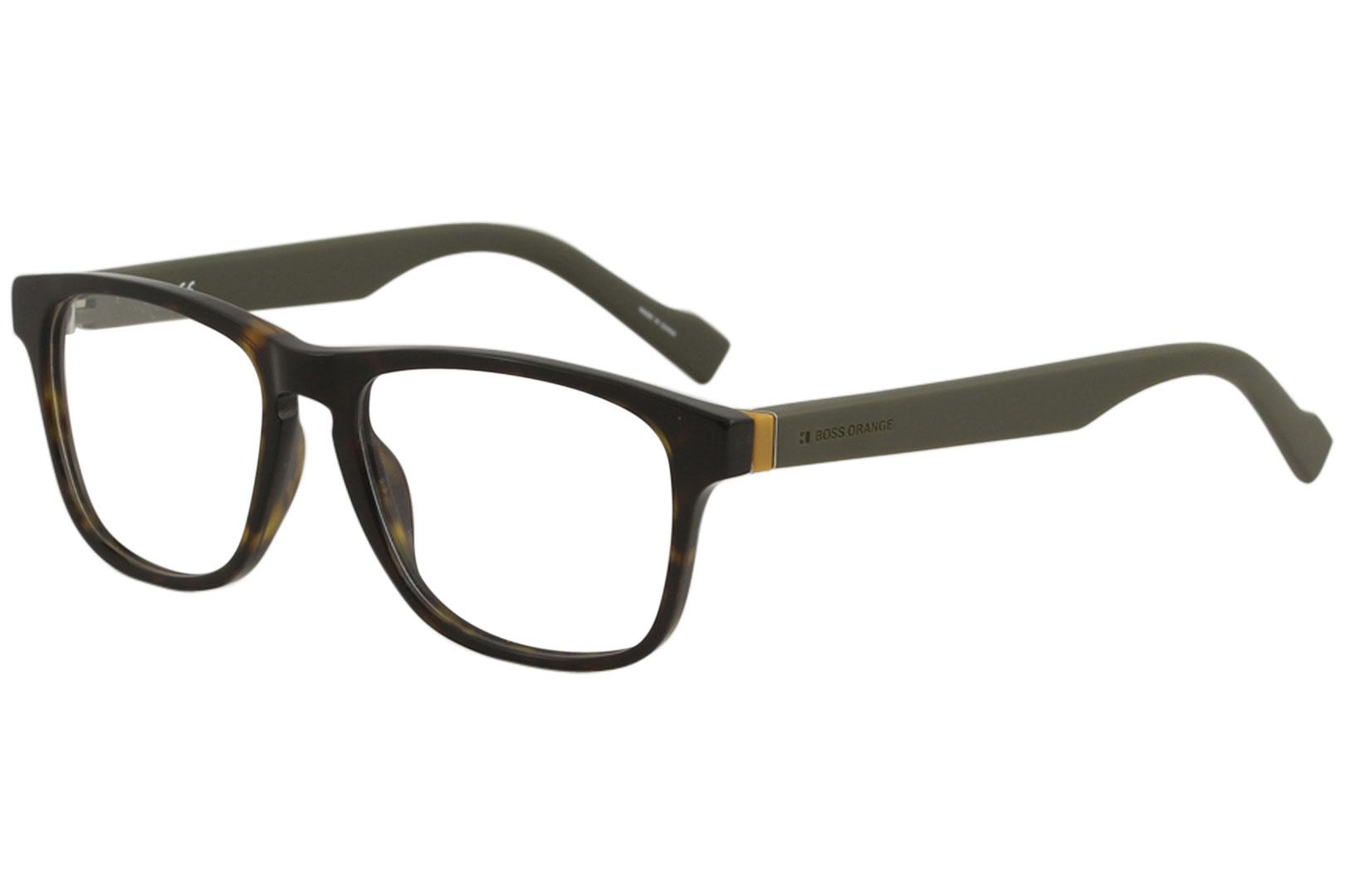 6d74ce8ce65 Hugo Boss Men s Eyeglasses BO0180 BO 0180 Full Rim Optical Frame