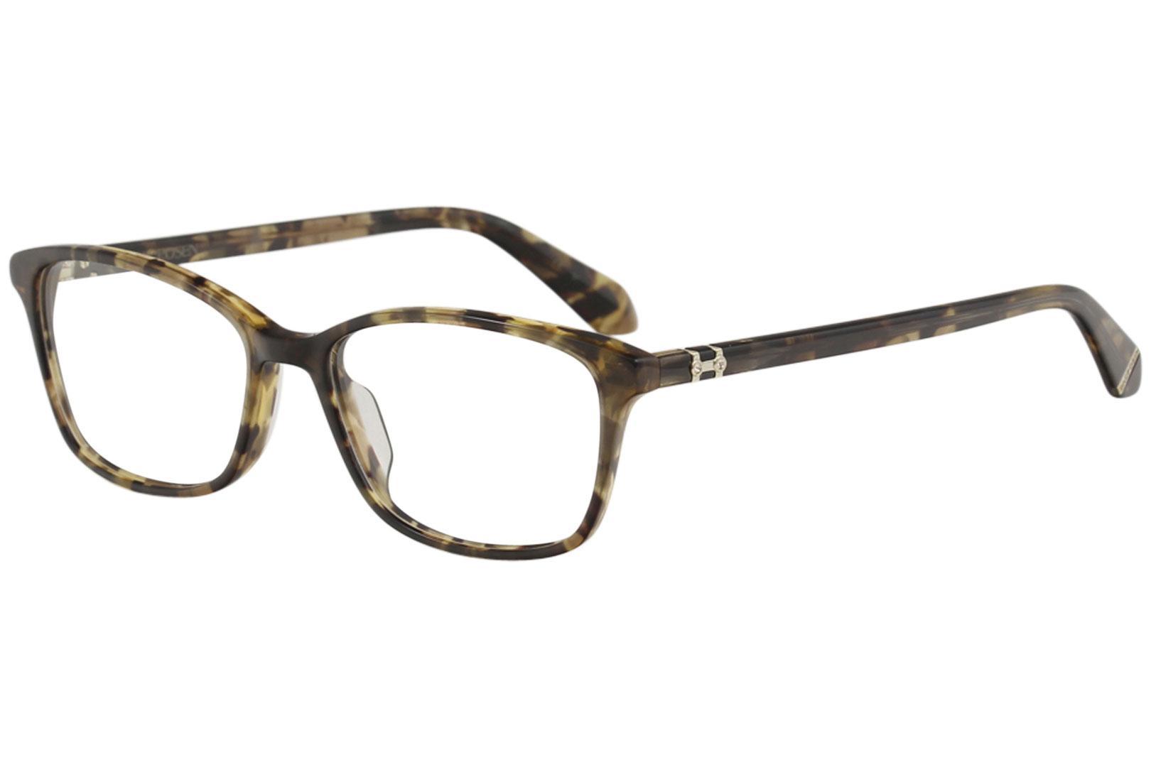 Image of Zac Posen Women's Eyeglasses Cecilee Full Rim Optical Frame - Tortoise   TO - Lens 52 Bridge 16 Temple 138mm