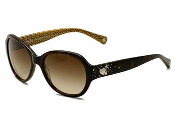 Coach Women s Cameron HC8022B HC 8022B Round Sunglasses Lens 57-Bridge 17-Temple 140mm
