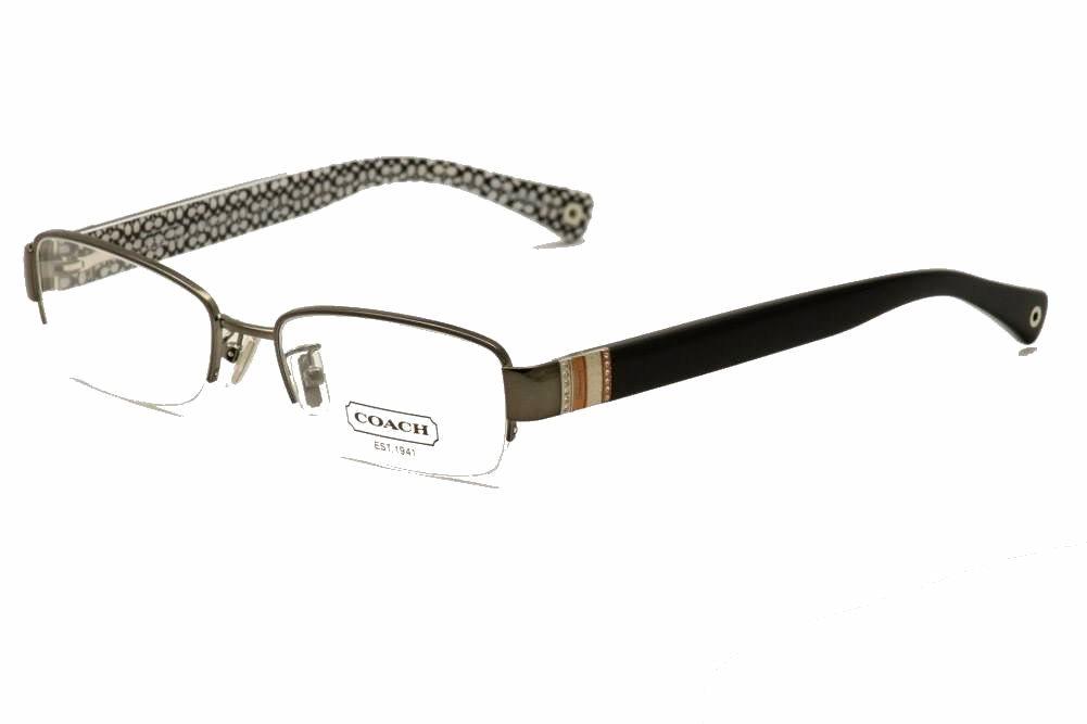 Coach Women S Eyeglasses Cecily Hc5027b Hc 5027b Semi Rim Optical Frame