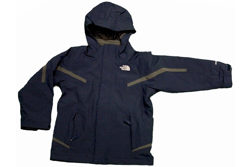 Image of The North Face Boy's Waterproof Nimbostratus Triclimate Winter Jacket - Blue - X Small