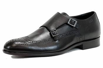 Hugo Boss Men's Fashion Oxford Brossio Leather Shoes 50255220