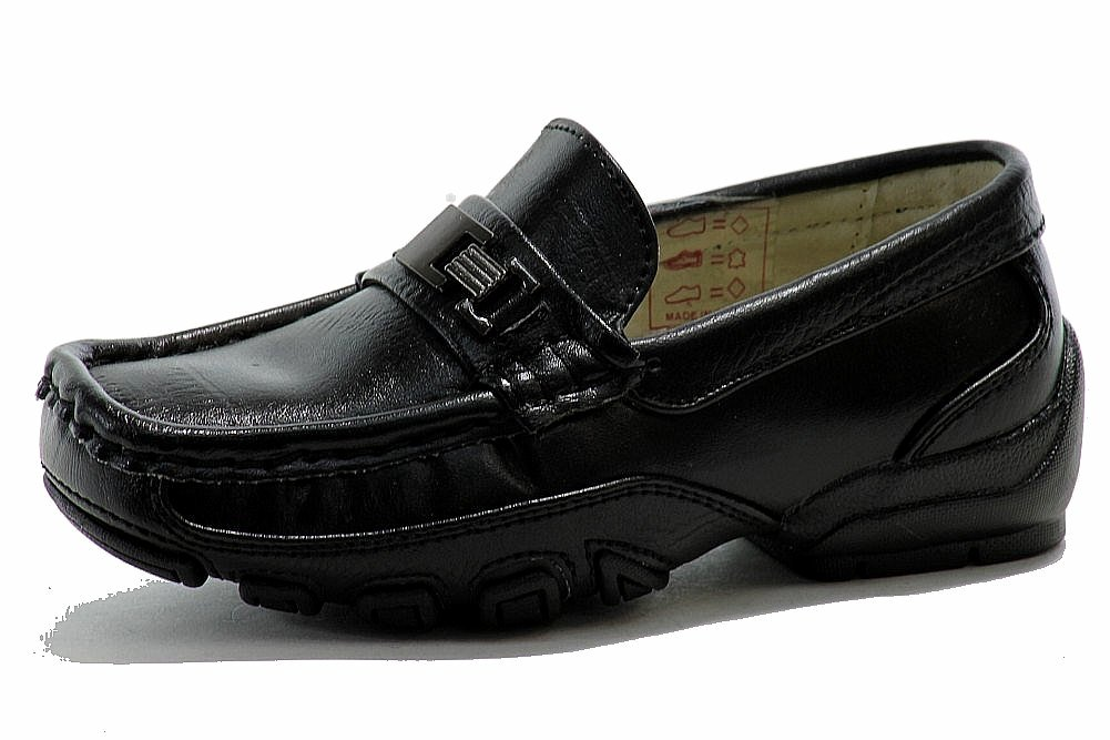613072b4b7c Easy Strider Boy s The Accelerated Fashion Loafer School Uniform Shoes