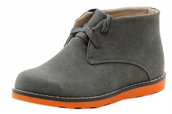 Easy Strider Boy/'s The Chukka Booties Fashion Boot Natural School Uniform Shoes
