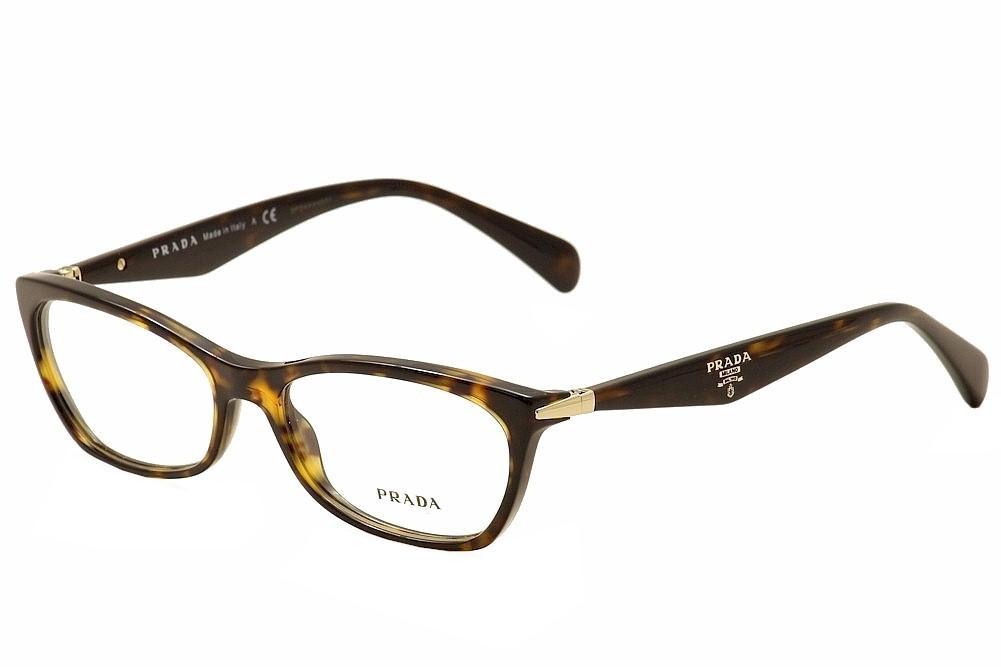 c415845521c Prada Women s Eyeglasses Catwalk VPR15P VPR 15P Full Rim Optical Frame by  Prada