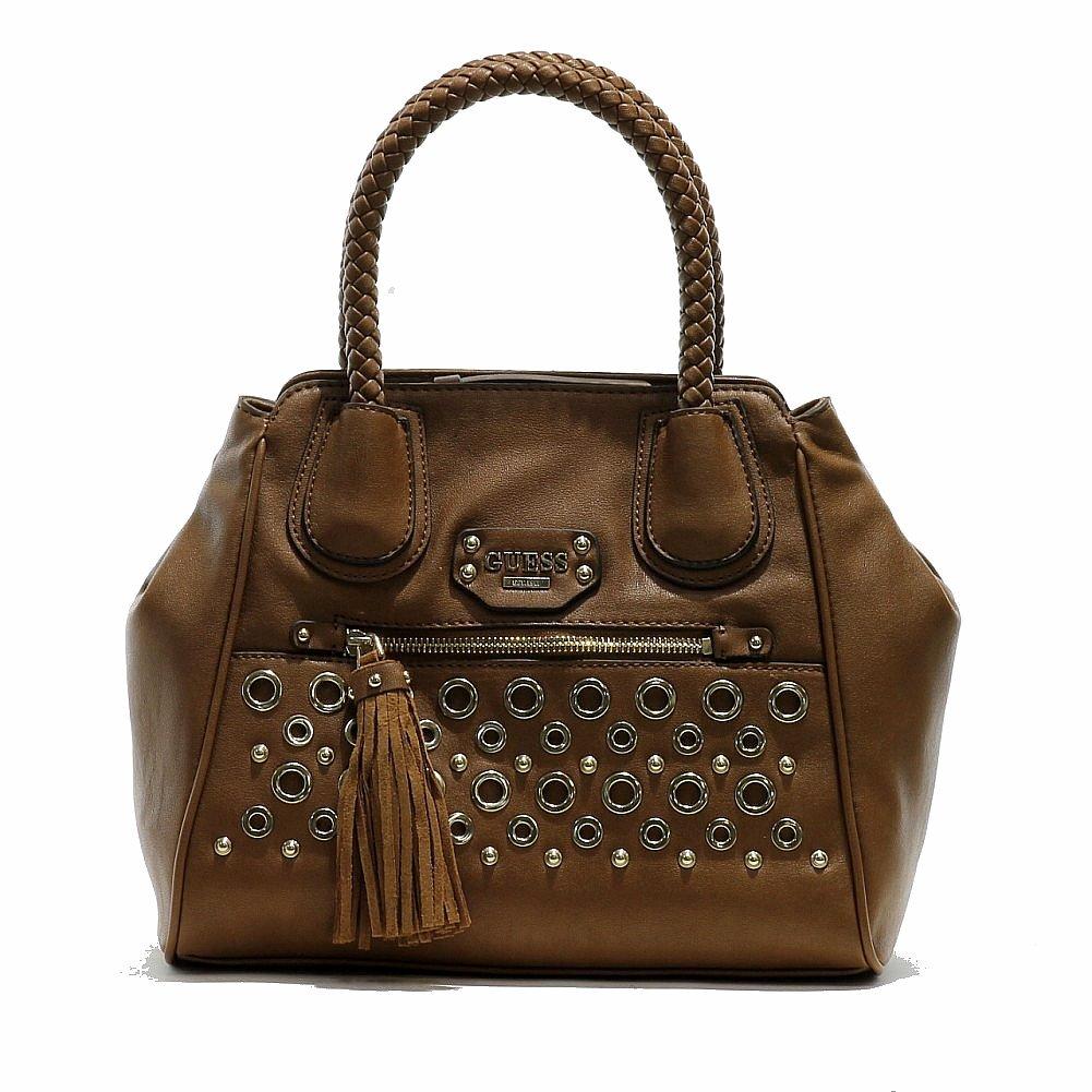 Women S Guess Jodi Vg436631 Small Satchel Handbag