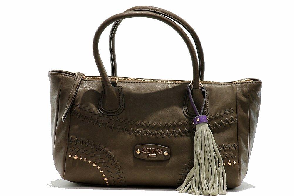 Women S Guess Hylah Vg436405 Small Satchel Handbag