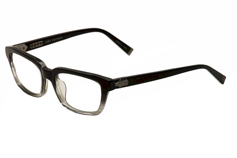 d2e26efc65d John Varvatos Men s Eyeglasses V357 Full Rim Optical Frames