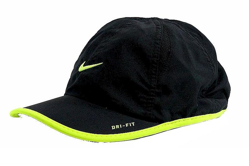 Nike Dri-Fit Baseball Cap Embroidered Logo Hat UPC: