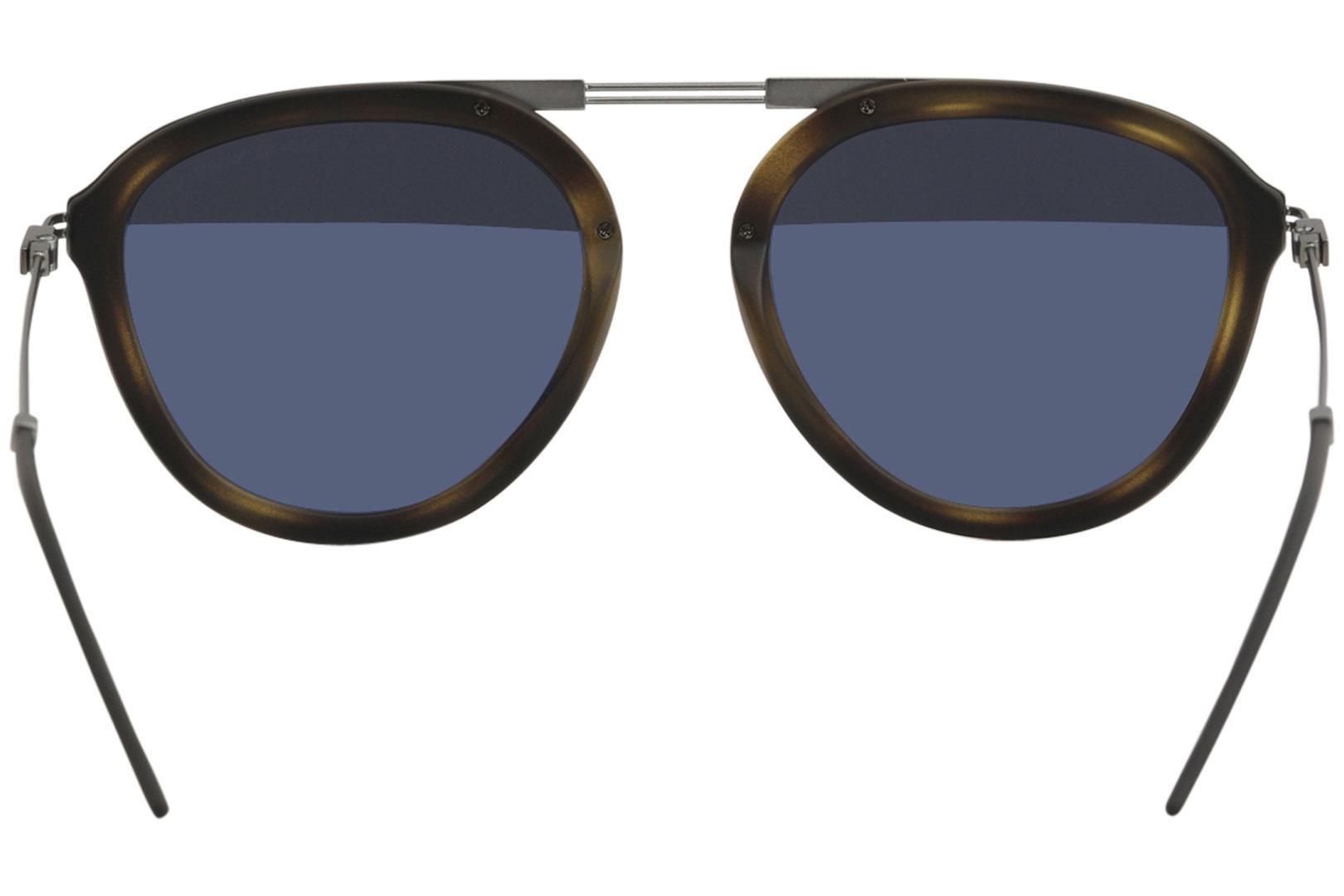 6449ffba8b91 Emporio Armani Men s EA2056 EA 2056 Fashion Pilot Sunglasses