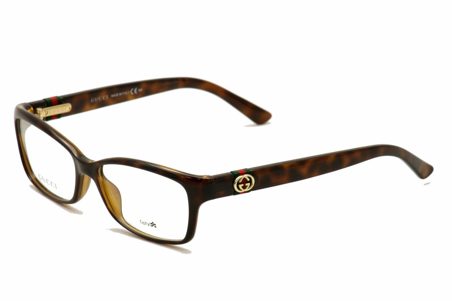 Gucci Ladies Eyeglass Frames : Joylot.com Gucci Womens Eyeglasses 3647 Full Rim Optical ...