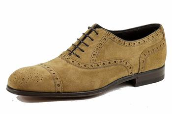 Hugo Boss Men's Caponio 50260413 Suede Fashion Oxford Shoes  UPC:
