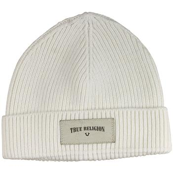 True Religion Men s Ribbed Knit Watchcap Hat by True Religion. Touch to  zoom. 1 6b968c912b7f