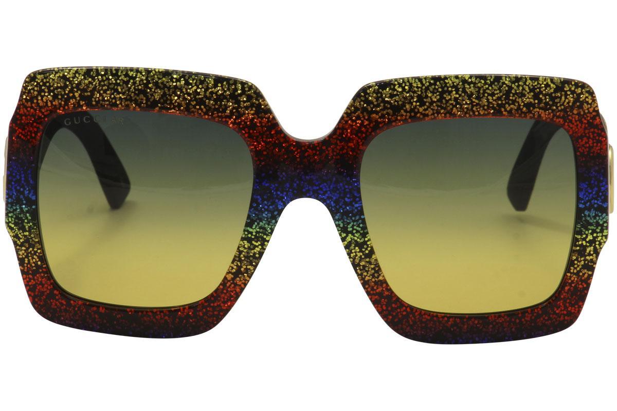 b82ddd2cd01 Gucci Women s Urban Collection GG0102S GG 0102 S Sunglasses