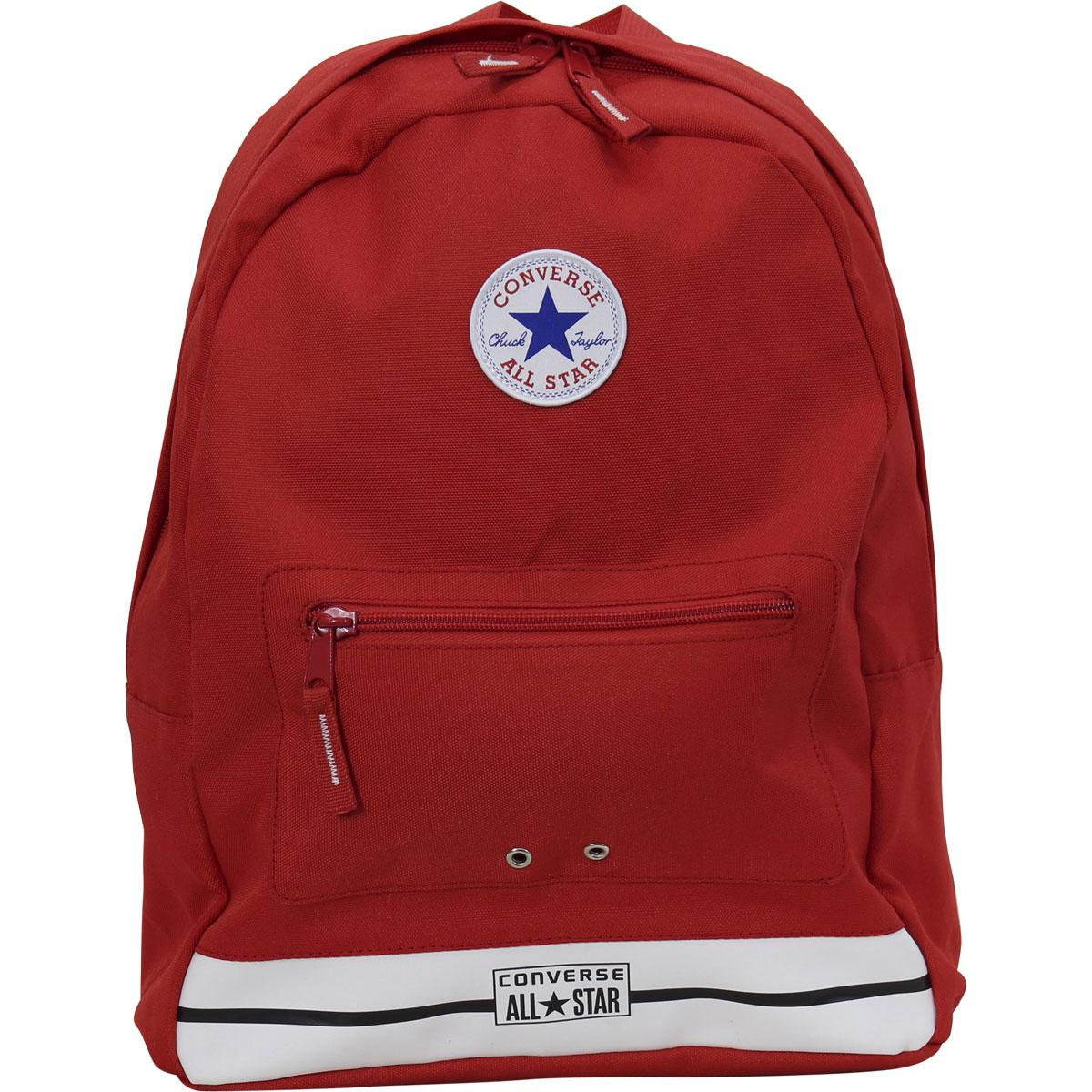 Image of Converse Little/Big Boy's Chuck Taylor All Star Backpack - Red