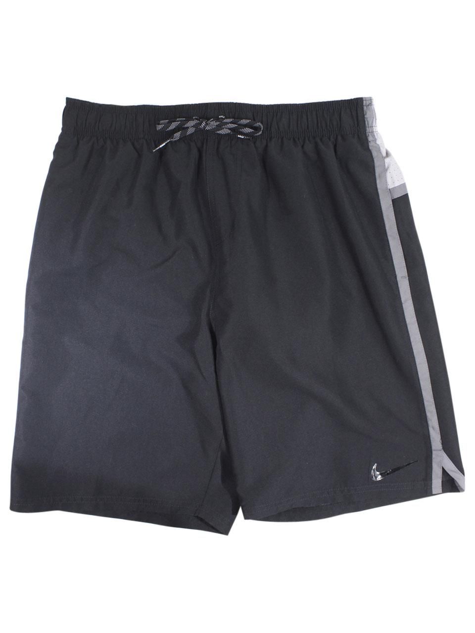 Nike Men's Solid Diverge 9-Inch Trunks Swimwear
