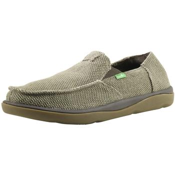Sanuk Men's Vagabond Tripper Sidewalk Surfer Loafers Shoes UPC: