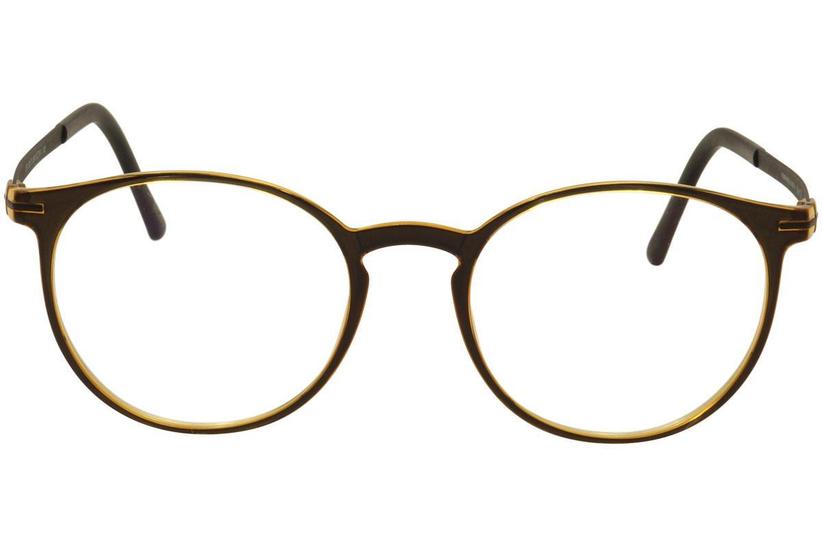 0c9df4c3bd8b Silhouette Eyeglasses Titan Accent Fullrim 2906 Optical Frame by Silhouette