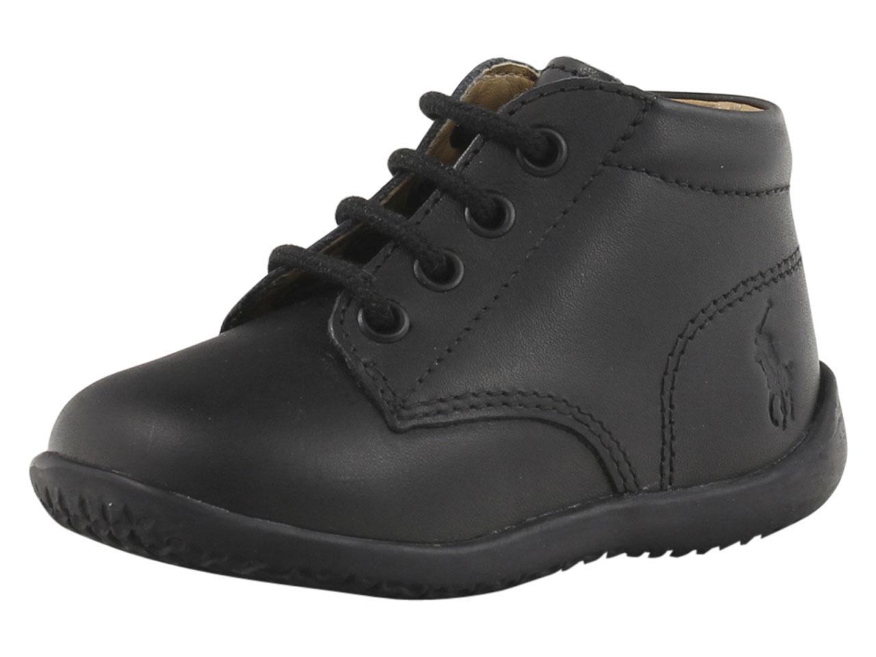 Top Ralph Lauren Boy's High Shoes Kinley Toddler Polo Sneakers J1lFKc