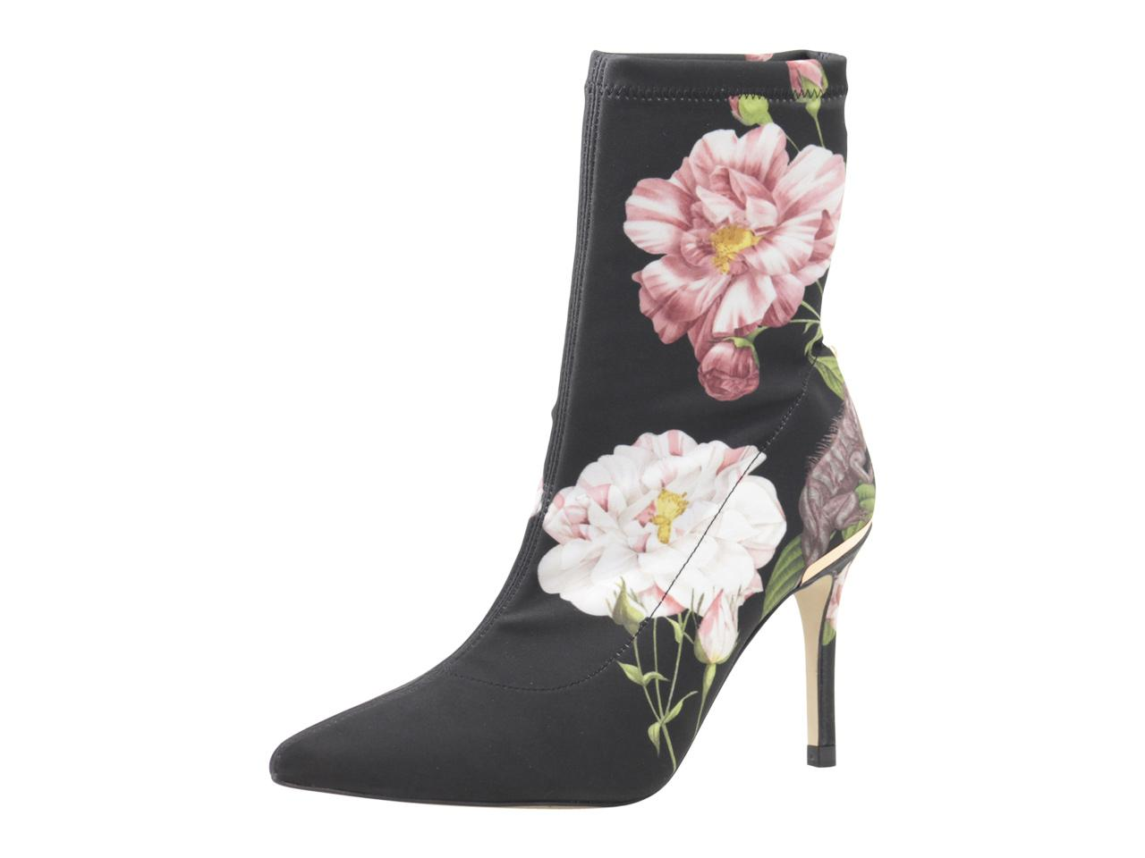 a5b5e23a692fe5 Ted Baker Women s Elzbet Heeled Boots Shoes