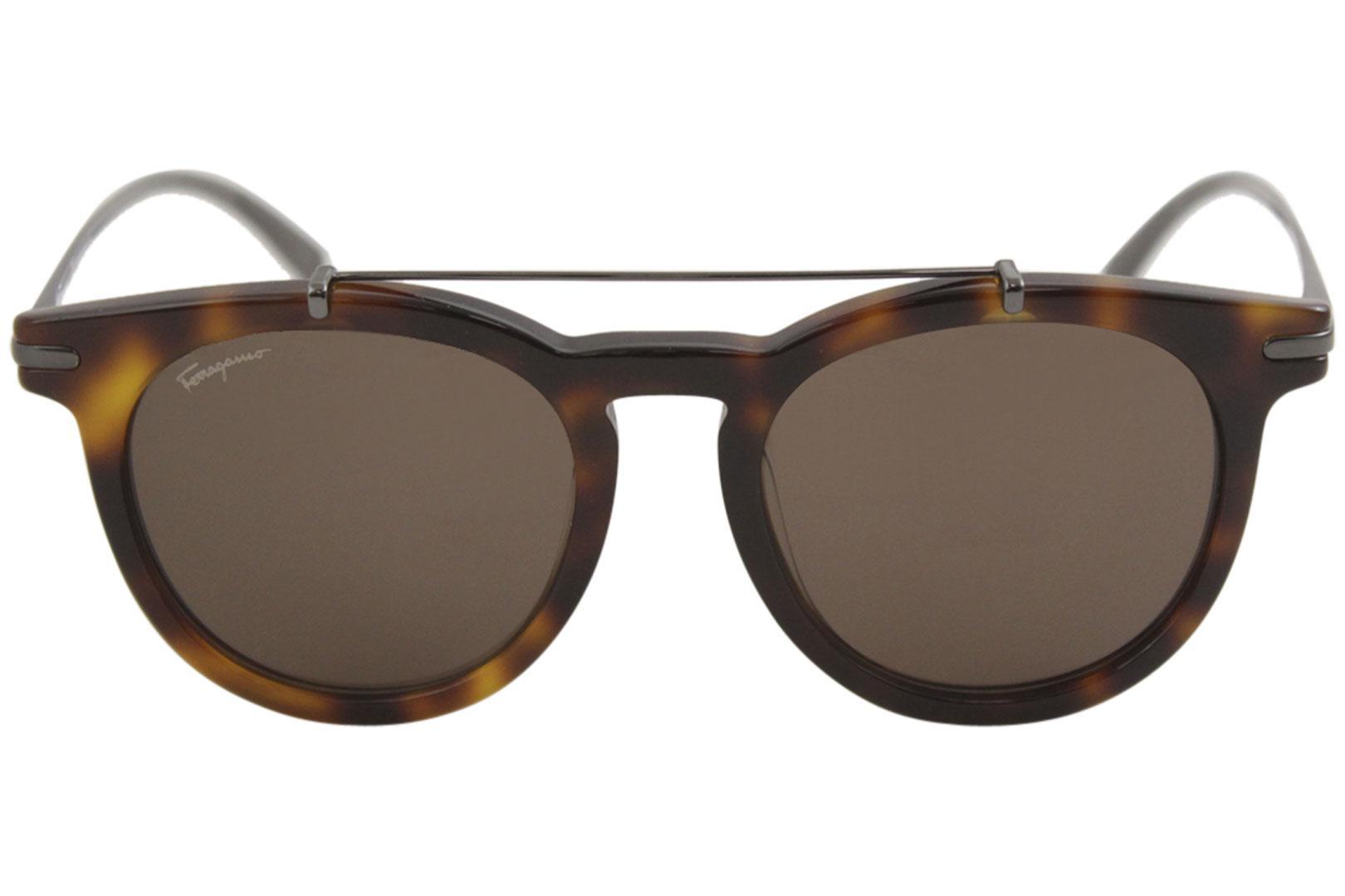51ccaffb63f Salvatore Ferragamo Women s S821S SF 821 S Fashion Round Sunglasses by Salvatore  Ferragamo. 12345