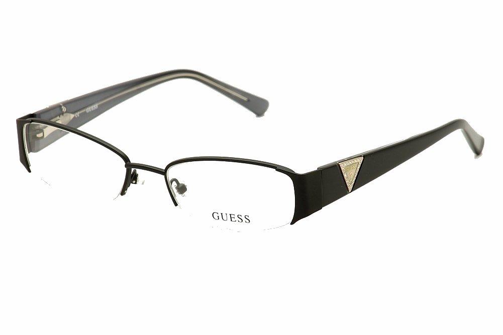 Guess Women\'s Eyeglasses GU2388 GU/2388 Semi Rim Optical Frames