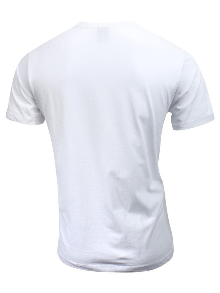 U.S Polo Association Men/'s Short Sleeve Crew-Neck T-Shirt