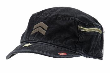 355c7c28950 Kurtz Men s Fritz Cotton Military Cap Hat by Kurtz