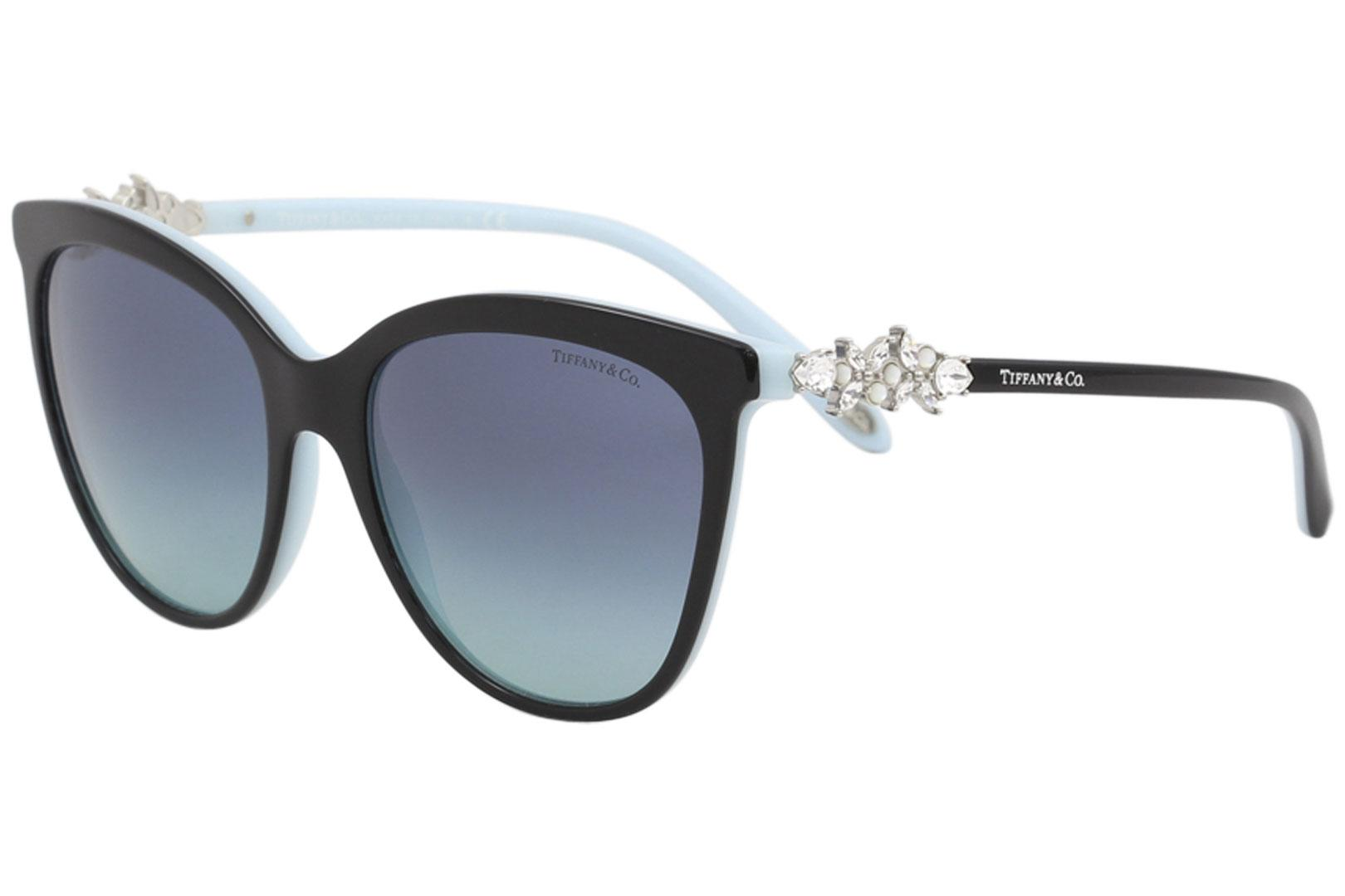 ddf7dfca6950 Tiffany   Co Women s TF4131 TF 4131 Fashion Butterfly Sunglasses by Tiffany    Co.