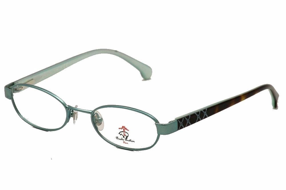 Brooks Brothers Women S Eyeglasses Bb1021 Bb 1021 Oval Optical Frame