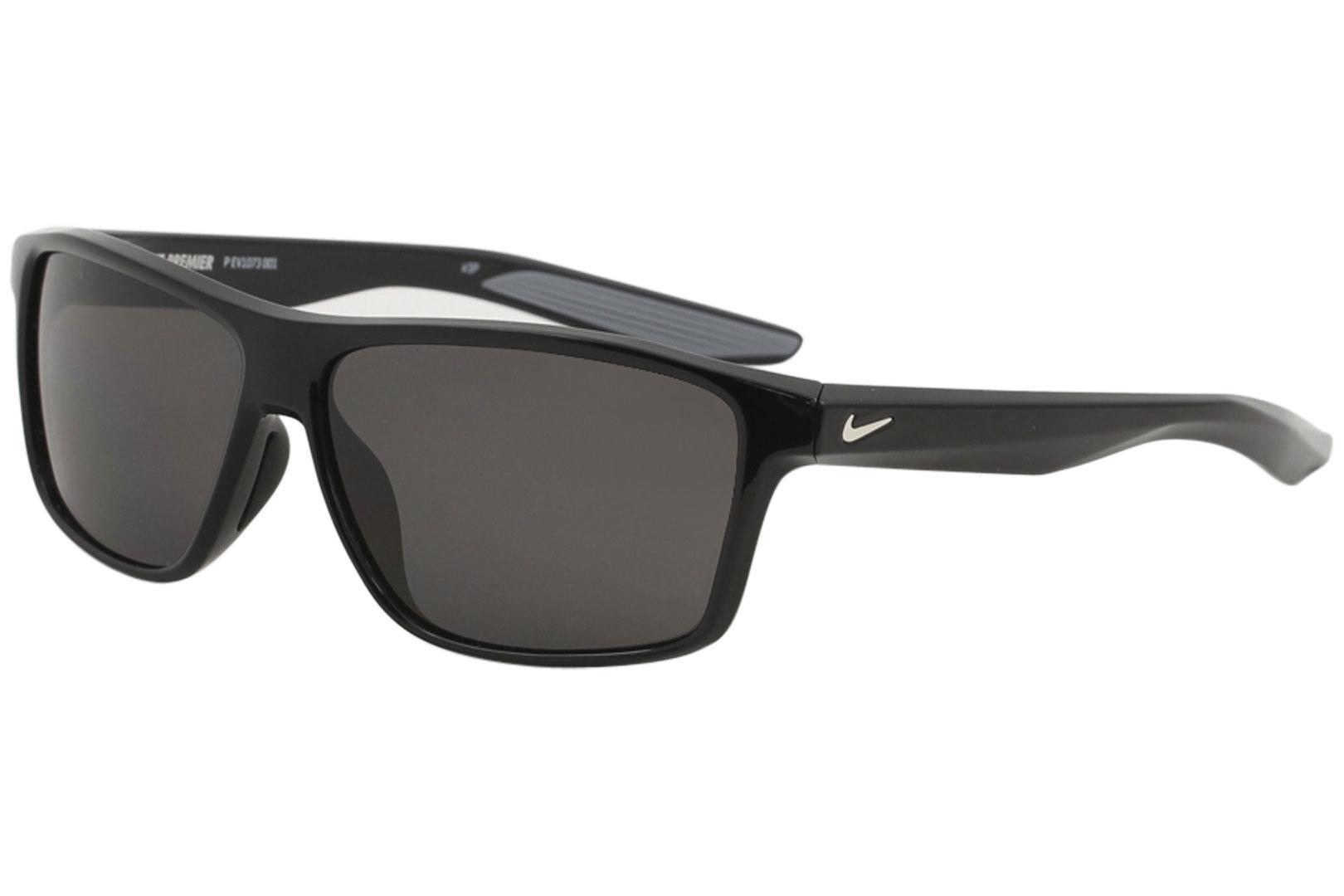 0e42e45282 Nike Men s Premier Sport Square Sunglasses