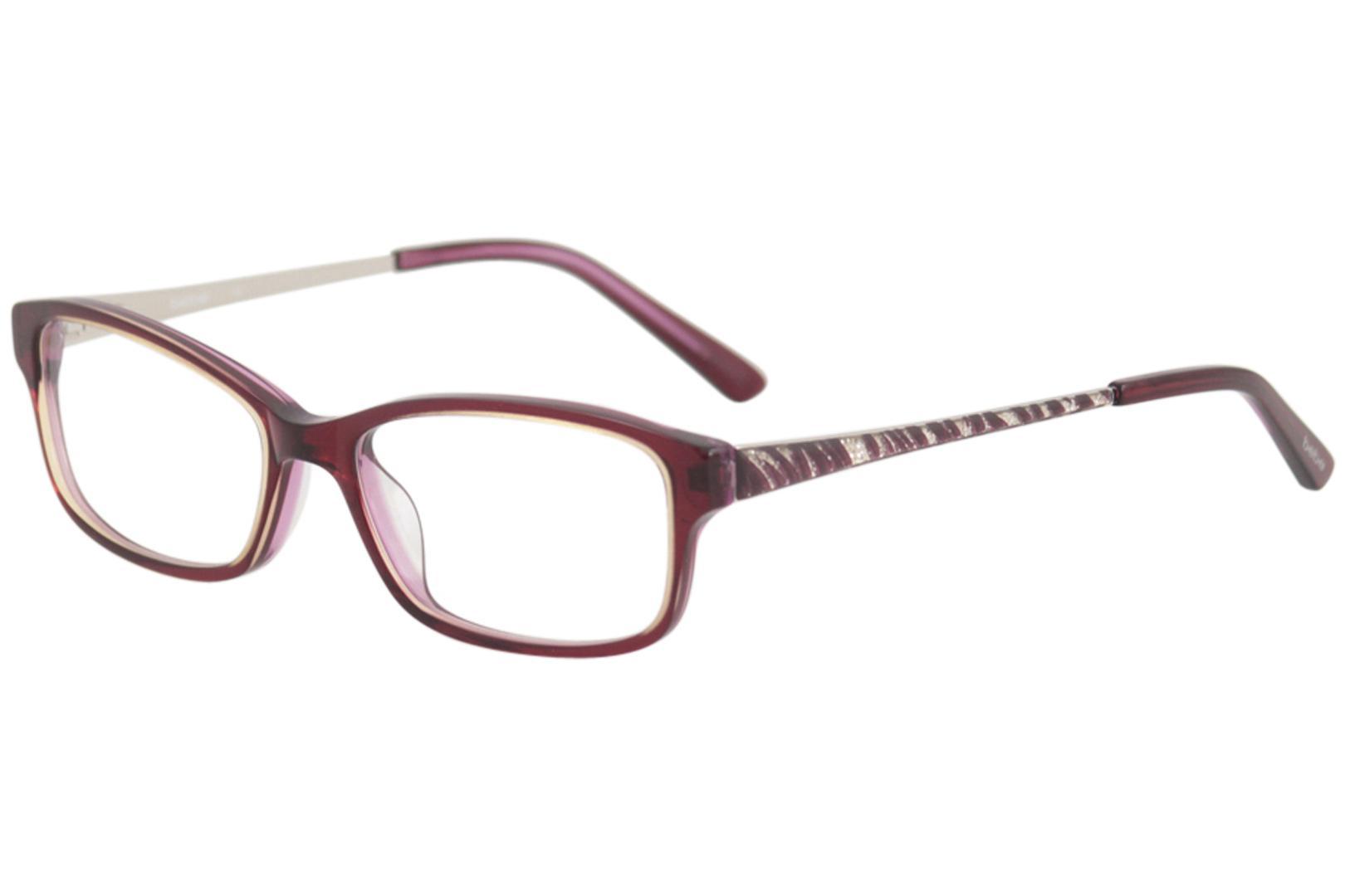280c841d6aa Bebe Women s Shine Eyeglasses BB5122 BB 5122 Full Rim Optical Frame by Bebe.  Touch to zoom