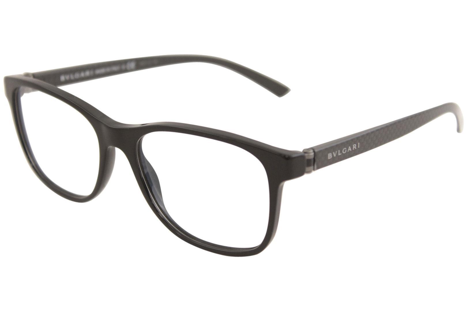 3724dccc3c Bvlgari Men s Eyeglasses BV3036 BV 3036 Full Rim Optical Frame by Bvlgari