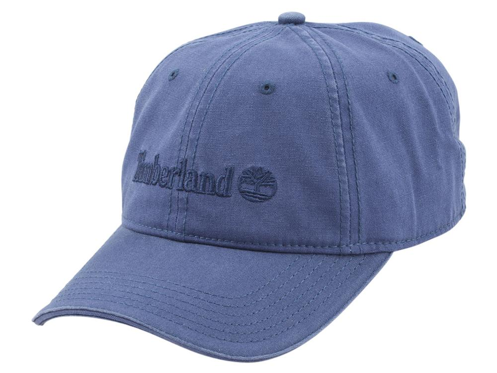 09ff4656d2d Timberland Men s Southport Beach Cotton Strapback Baseball Cap Hat by  Timberland