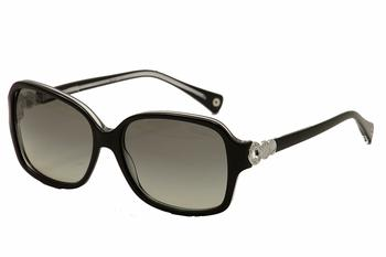 Coach Women s Frances HC8009 HC 8009 Square Sunglasses Lens-57 Bridge-15 Temple-135mm