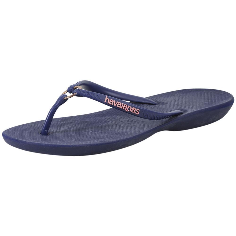 00e19ff94 Havaianas Women s Ring Flip Flops Sandals Shoes