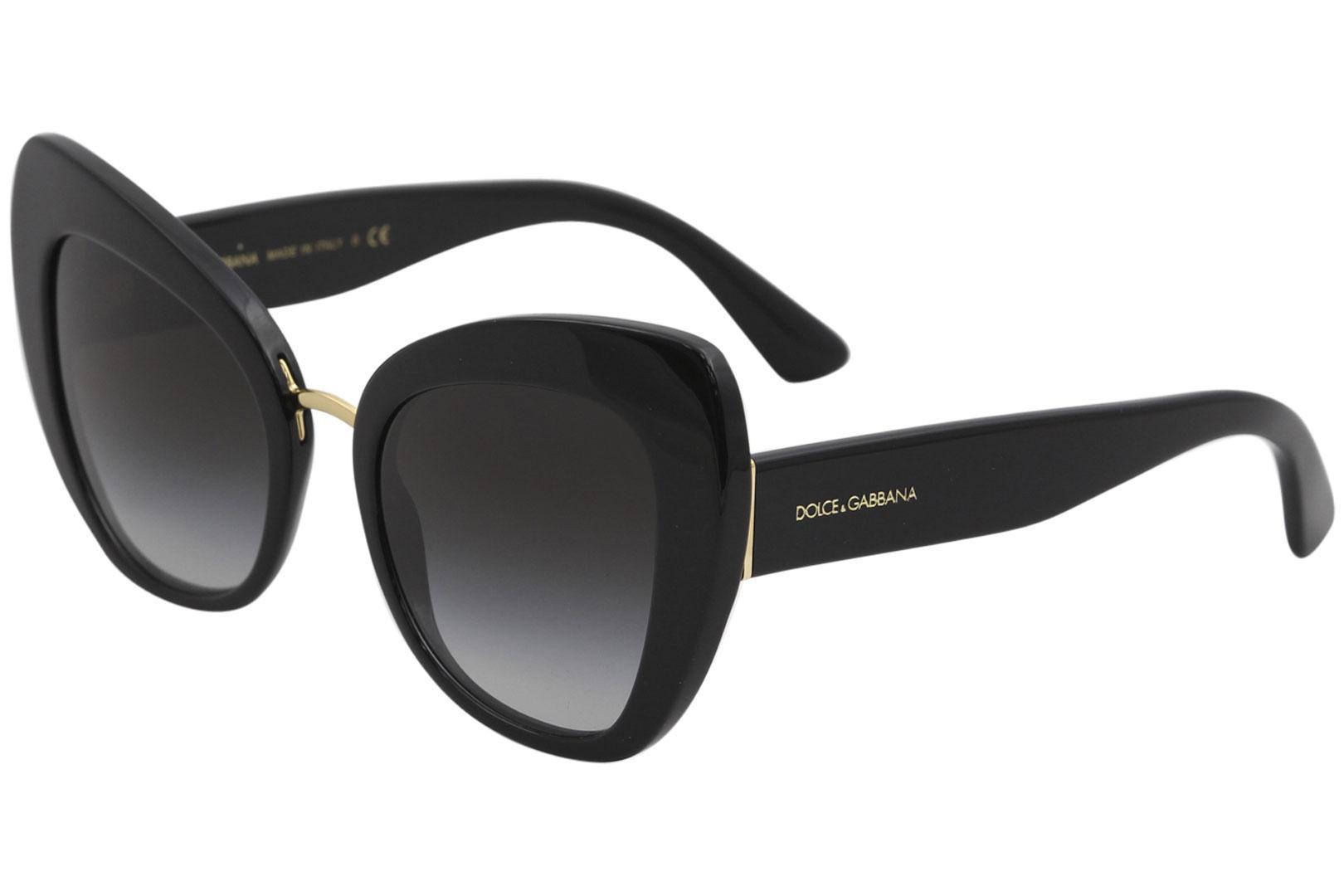 f319e1e98e5 Dolce   Gabbana Women s D G DG4319 DG 4319 Fashion Cat Eye Sunglasses